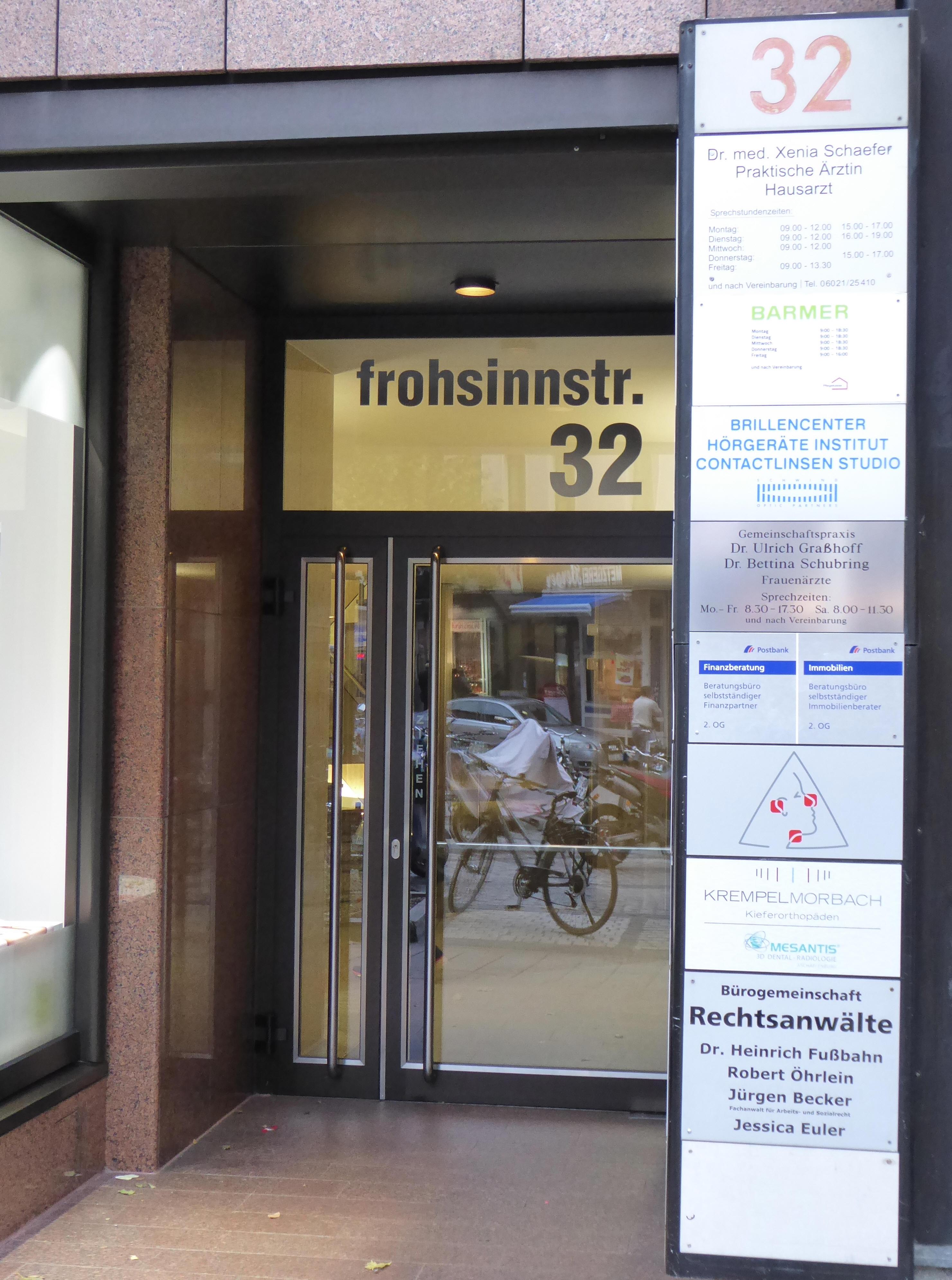 Dr Grasshoff Aschaffenburg
